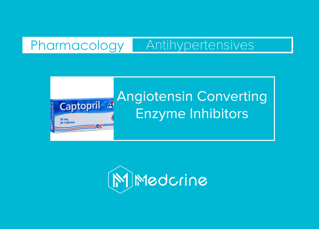 Angiotensin-Converting Enzyme inhibitors