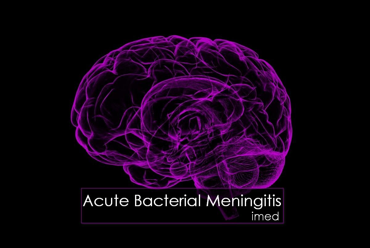 Acute Bacterial Meningitis: Causes, Pathophysiology and Treatment