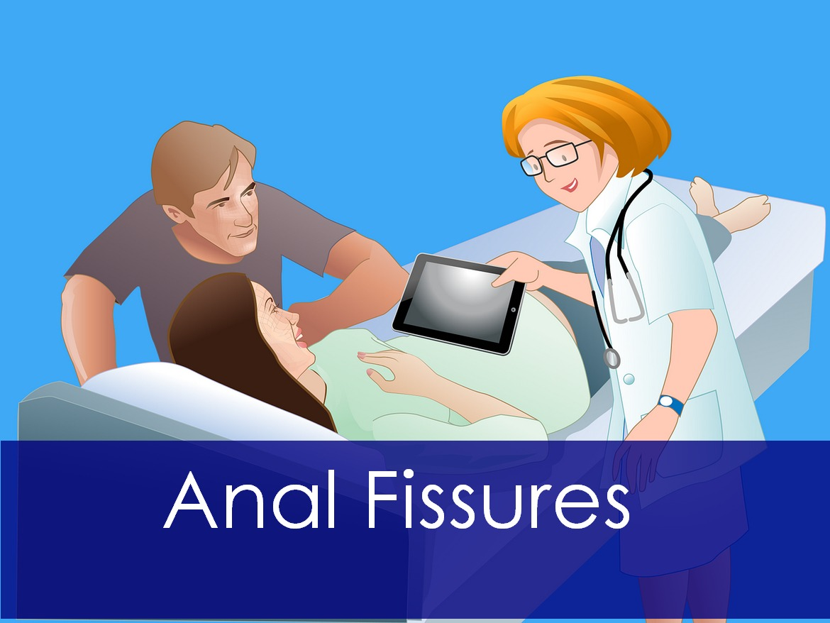 Anal Fissures causes, Signs and Symptoms, diagnosis and treatment