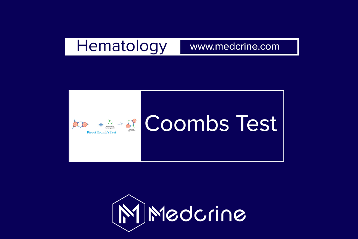 Coombs Test : Antiglobulin Test-Direct and Indirect