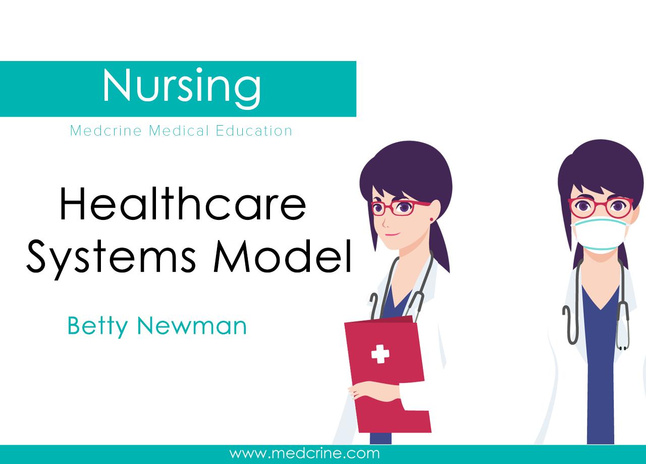 Betty Neuman - Health Care Systems Model