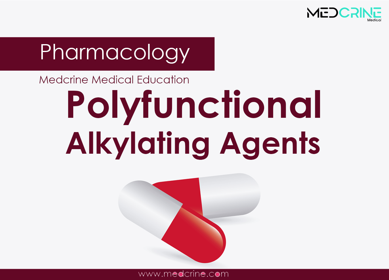 polyfunctional alkylating agents