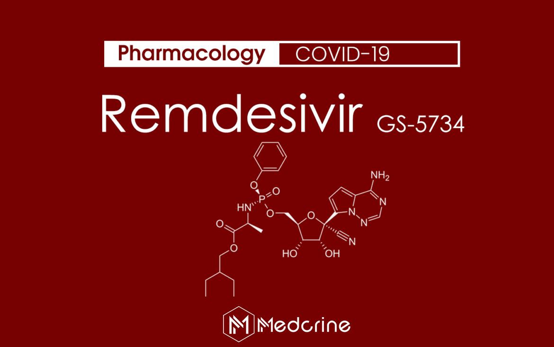 Remdesivir (GS-5734) and Covid-19