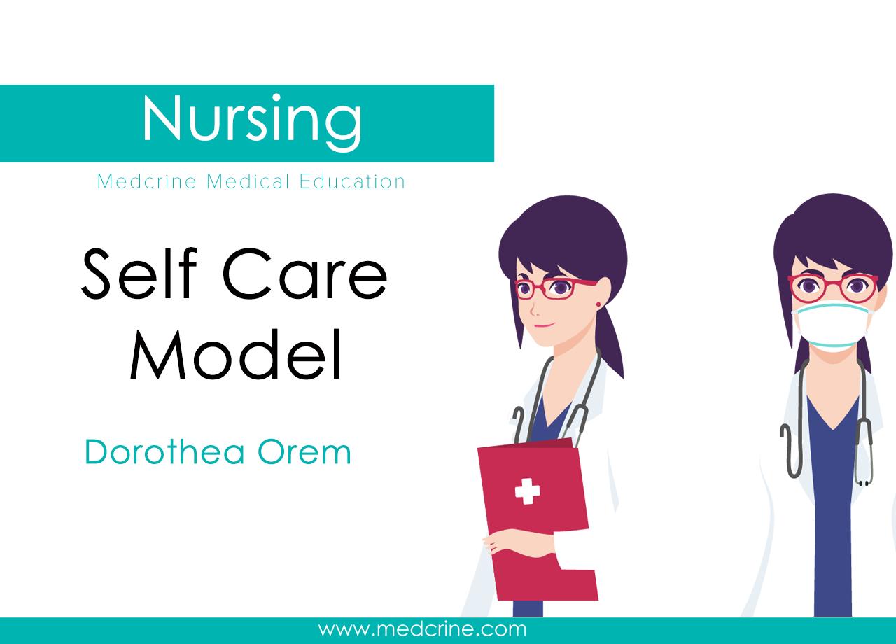 Dorothea Orem- Self-Care Model