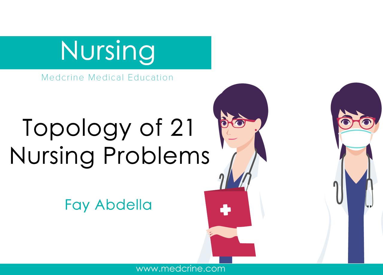 Fay Abdella- Topology of 21 Nursing Problems