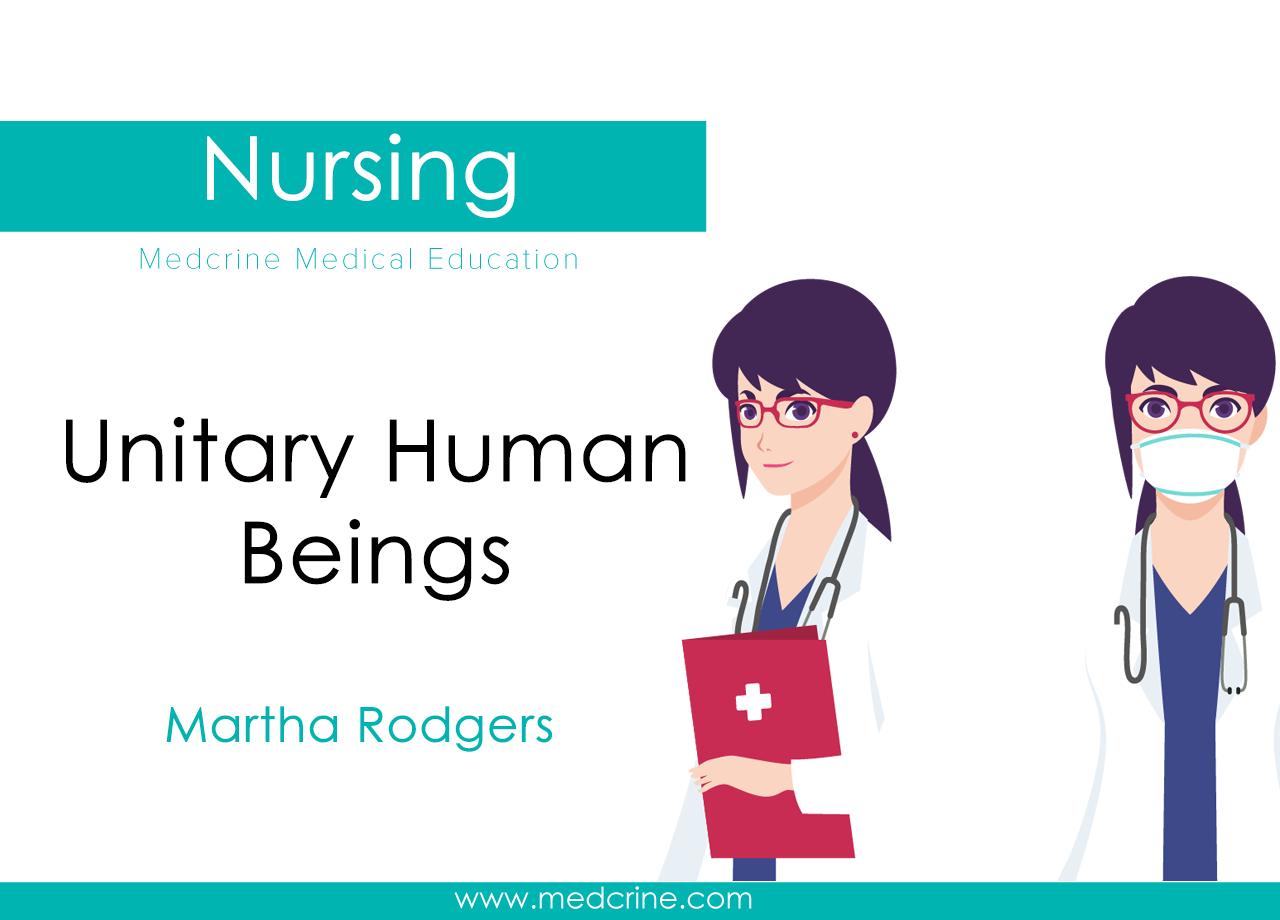 Martha Rogers -Unitary Human Beings
